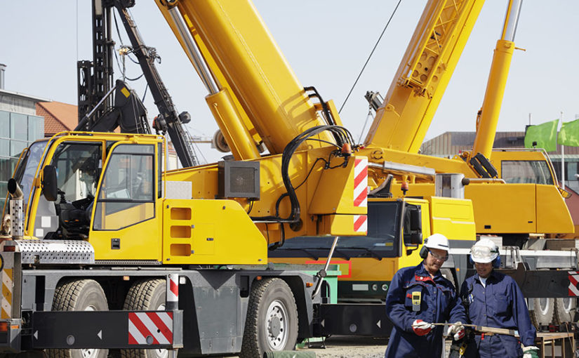 Important information about crane rentals