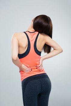 Basic details of back pain explained in brief