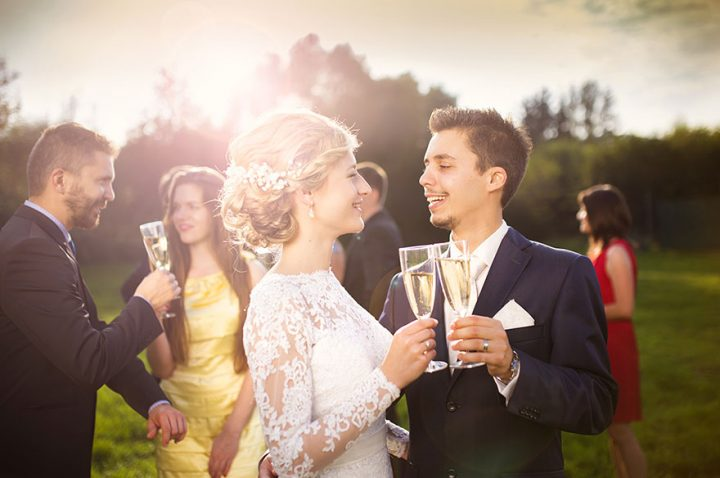 The ultimate Do's and Don'ts of wedding parties