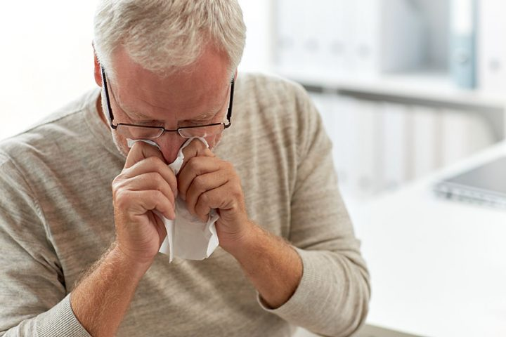 How Do You Get Rid Of Sinus Allergies